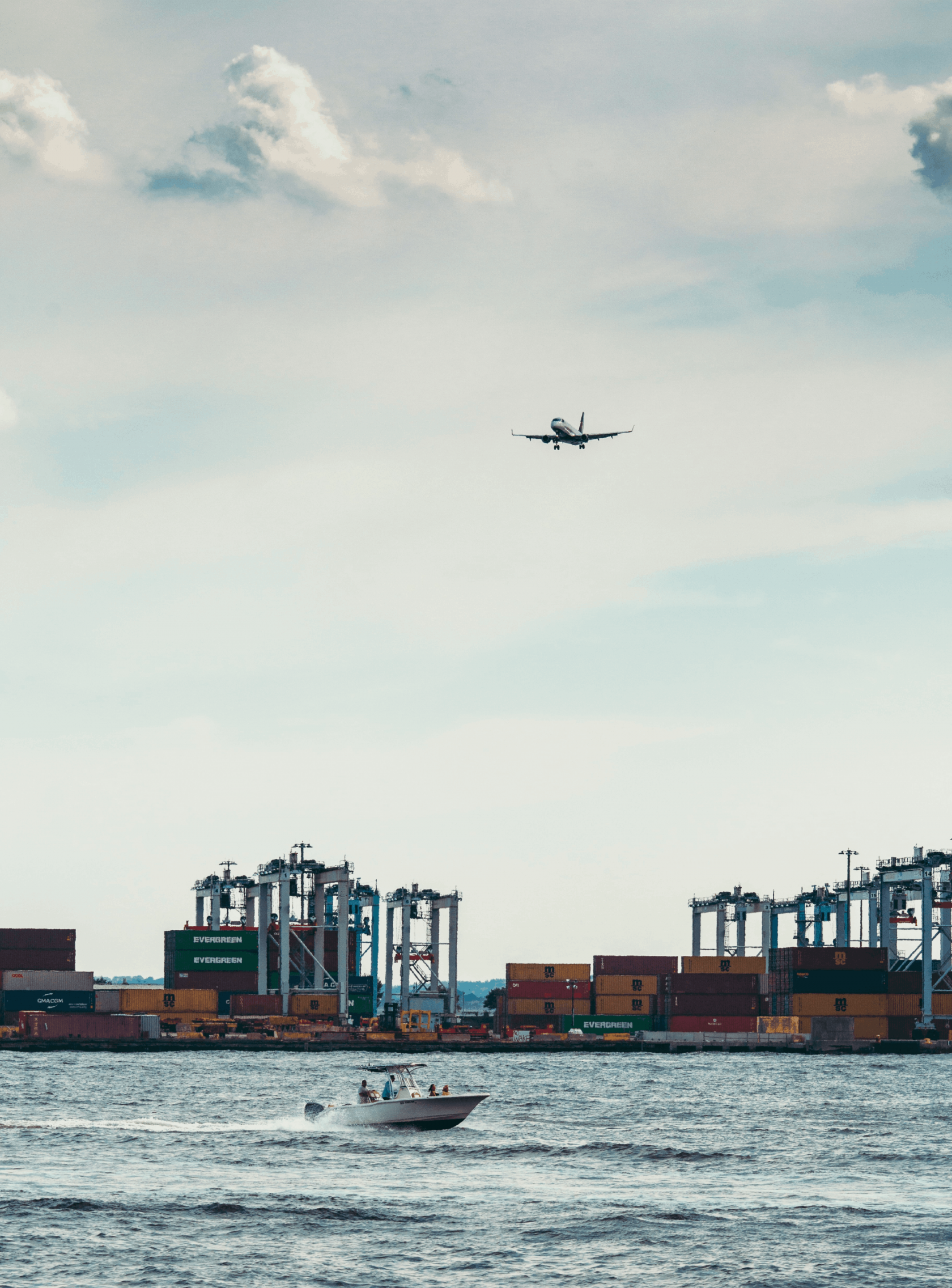 Air freight & sea freight for cross border e-commerce