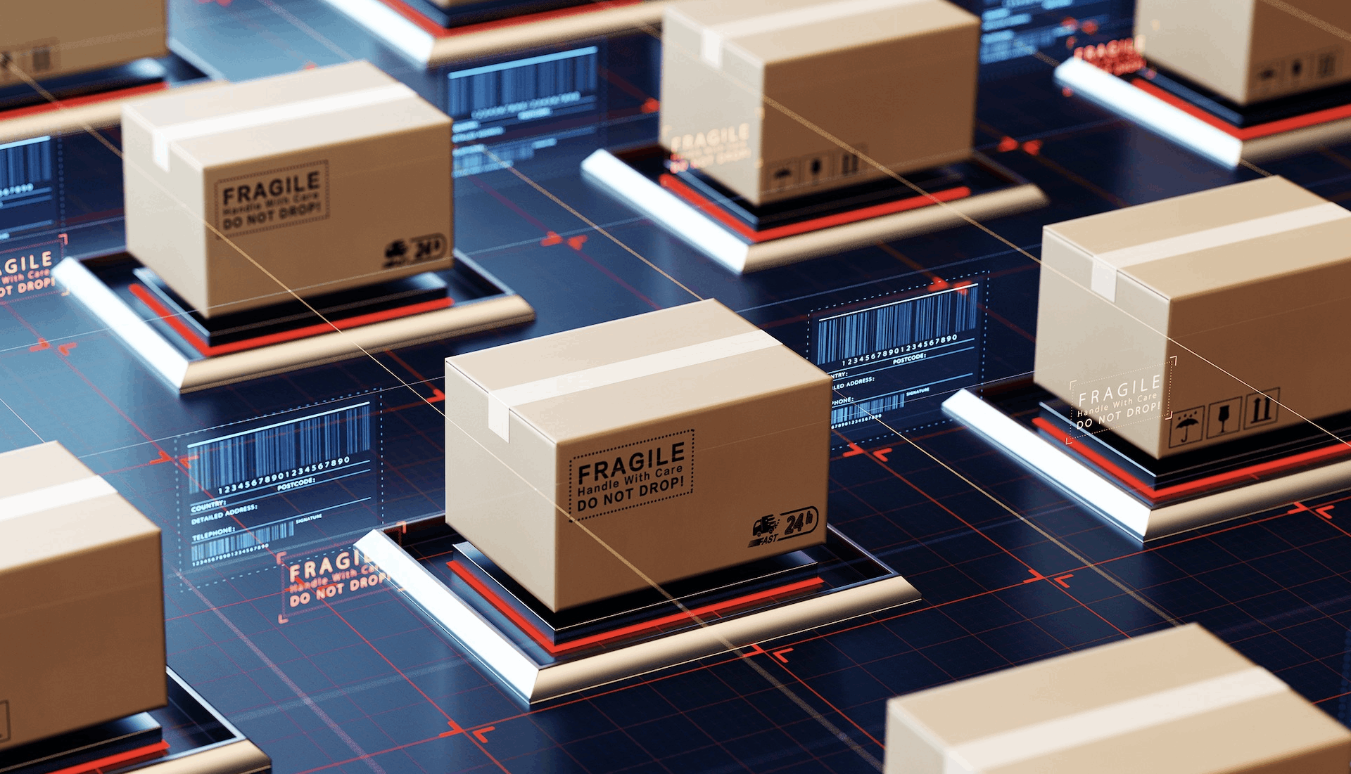 AllSome technology for logistics